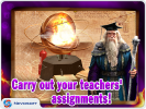 the second screenshot of the game Magic Academy
