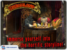the first screenshot of the game Dreamland