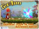 the second screenshot of the game Lord of Runes