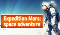Expedition Mars:space adventure
