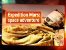 the first screenshot of the game Expedition Mars:space adventure