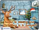 the first screenshot of the game Christmasville