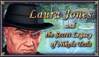 Game Laura Jones and the Secret Legacy of Nikola Tesla