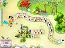 the fifth screenshot of the game Koi Solitaire