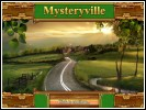 the first screenshot of the game Mysteryville