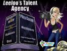the first screenshot of the game Leeloo`s Talent Agency