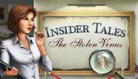Insider Tales. Stolen Venus