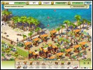the second screenshot of the game Paradise Beach