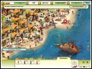 the fourth screenshot of the game Paradise Beach