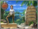 the first screenshot of the game Escape from Lost Island
