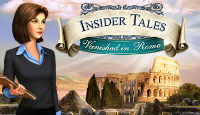 Insider Tales. Vanished In Rome