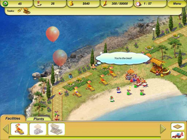 Paradise beach игра скачать торрент