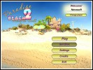 the first screenshot of the game Paradise Beach 2