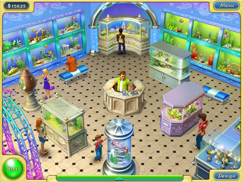 Game tropical fish shop 2 download game tropical fish for Pet fish games