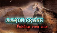Aaron Crane. Paintings Come Alive