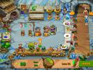 the second screenshot of the game Stone Age Cafe
