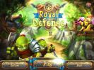 the first screenshot of the game Royal Defense