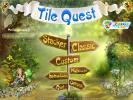 the first screenshot of the game Tile Quest