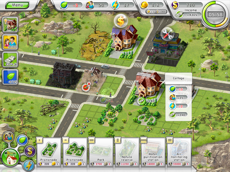 game green city 2 download game green city 2 for free at nevosoft